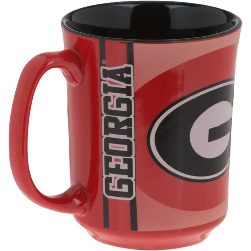 Display product reviews for The Memory Company University of Georgia 11 oz. Reflective Mug