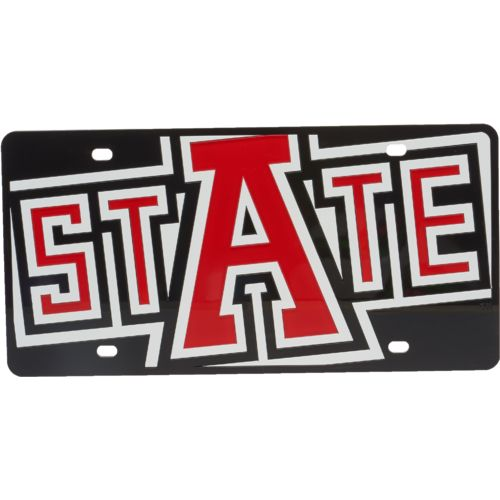 Stockdale Arkansas State University Mega License Plate