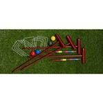 Superior™ Deluxe 4-Player Croquet Set