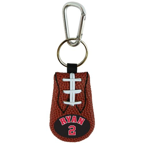 GameWear Atlanta Falcons Matt Ryan #2 NFL Jersey Football Key Chain
