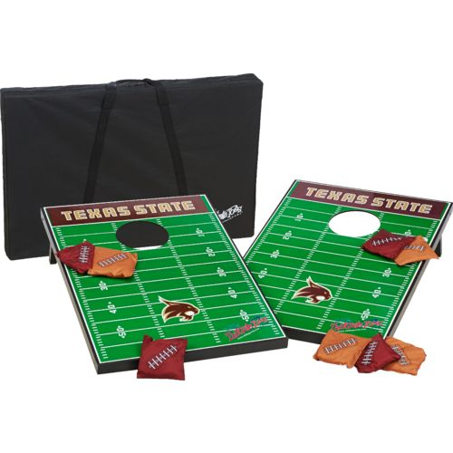 Wild Sports Texas State University Tailgate Beanbag Toss