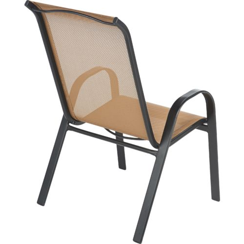 Mosaic Oversize Sling Stacking Chair - view number 2