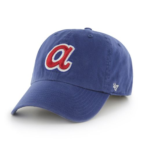 '47 Men's Atlanta Braves Clean Up Cap
