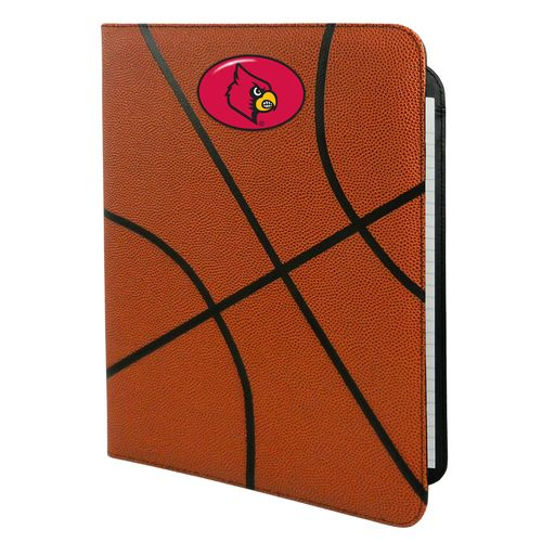 "GameWear University of Louisville Classic Basketball 11"" x 8.5"" Portfolio"