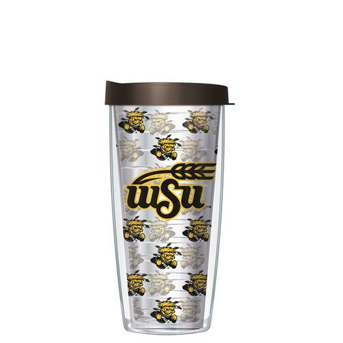 Signature Tumblers Wichita State University Traveler 16 oz. Tumbler