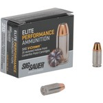 SIG SAUER Elite V-Crown .380 ACP 90-Grain Centerfire Ammunition