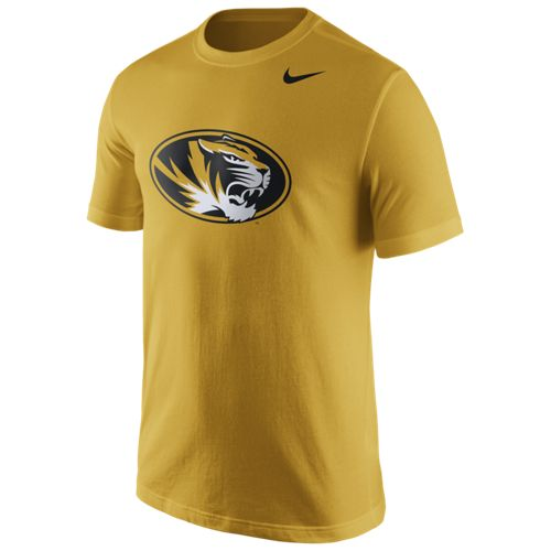 Nike™ Men's University of Missouri Logo T-shirt