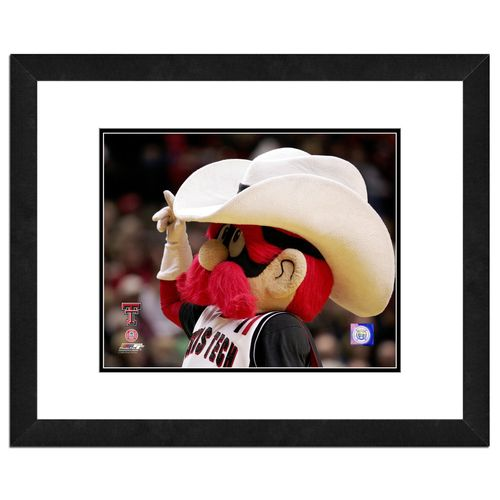 "Photo File Texas Tech University 8"" x 10"" Mascot Photo"