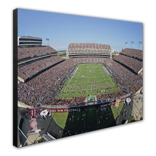 Photo File Texas A&M University Kyle Field 8