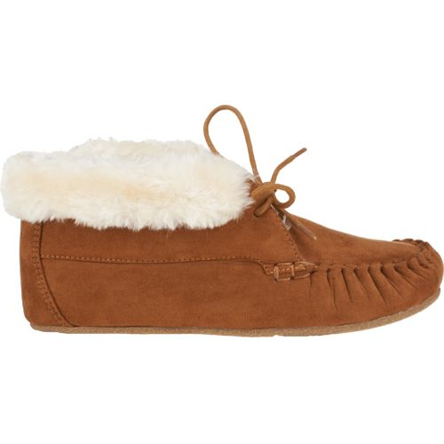 Display product reviews for Austin Trading Co. Women's Ankle Moc Slippers