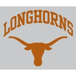 "Stockdale University of Texas 8"" x 8"" Vinyl Die-Cut Decal"