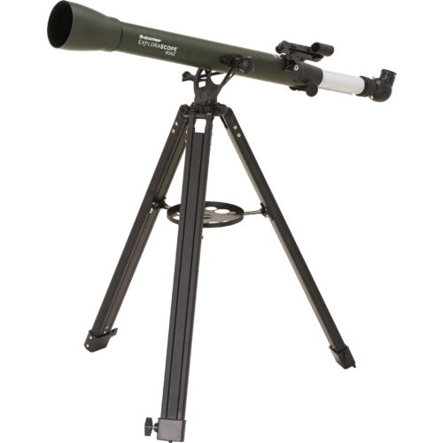 Display product reviews for Celestron National Park Foundation Explorascope 60 AZ Telescope