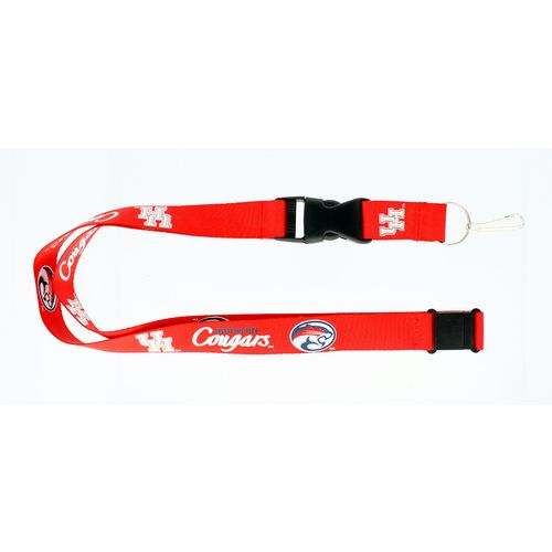 Aminco University of Houston Solid-Color Lanyard