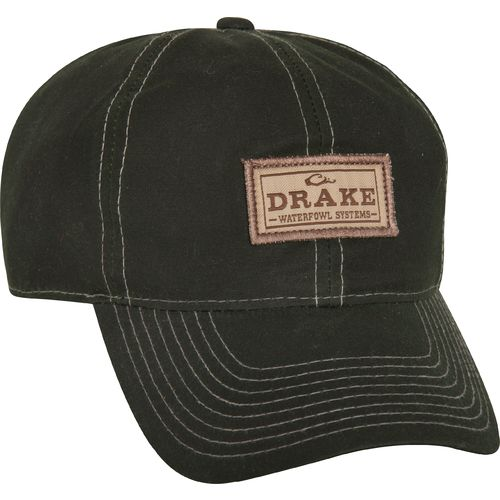 Drake Waterfowl Men's Wax Patch Cap