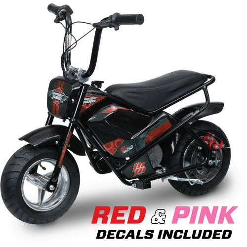 Display product reviews for Monster Moto Kids' MME-250 Electric Mini Bike