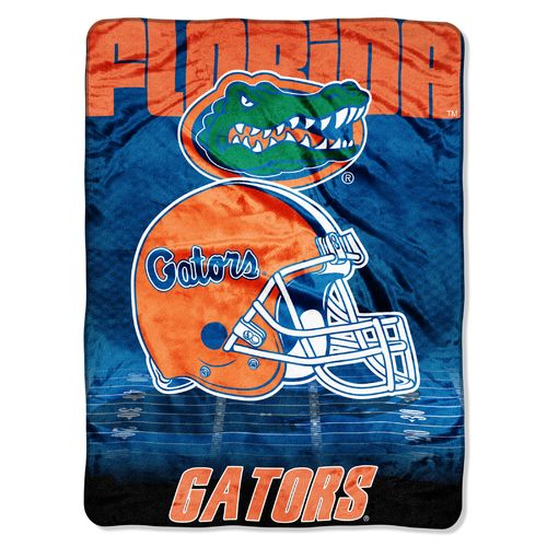 The Northwest Company University of Florida Overtime Micro Raschel Throw