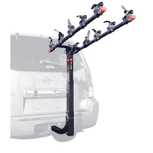 Display product reviews for Allen Sports Deluxe 5-Bike Hitch Rack