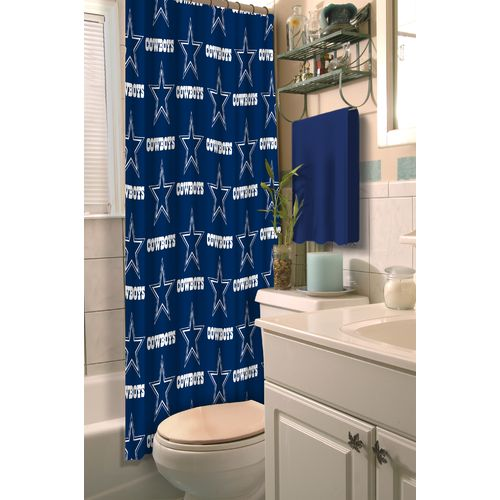 The Northwest Company Dallas Cowboys Shower Curtain