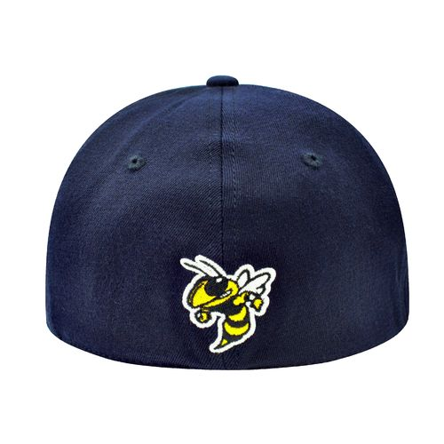 Top of the World Men's Georgia Tech Premium Collection Memory Fit™ Cap - view number 2
