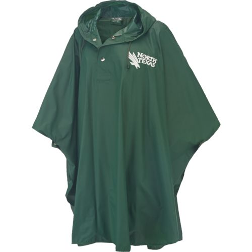 Storm Duds Men's University of North Texas Heavyweight Poncho - view number 1