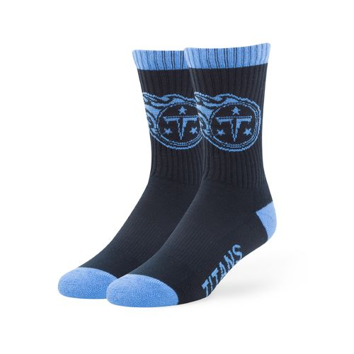 '47 Men's Tennessee Titans Bolt Sport Socks