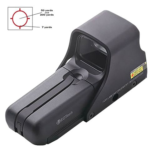EOTech 552™ Laser Battery Cap 2 Optic