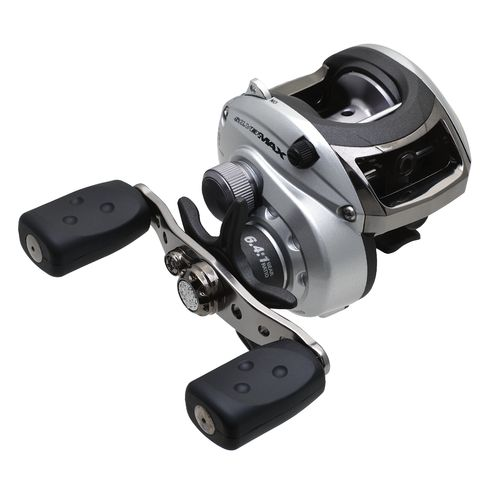 Display product reviews for Abu Garcia Silver Max Low-Profile Baitcast Reel Right-handed