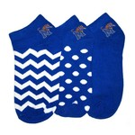 Atlanta Hosiery Company Women's University of Memphis No-Show Socks