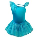 Capezio® Girls' Future Star Gown with Ruffles