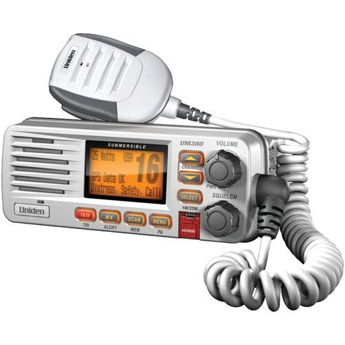 Uniden Fixed Mount VHF/2-Way Marine Radio - view number 1