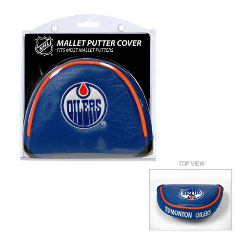 Team Golf Edmonton Oilers Mallet Putter Cover - view number 1