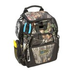 Wild River® Tackle Tek™ Recon Mossy Oak Camo Lighted Fishing Backpack - view number 2