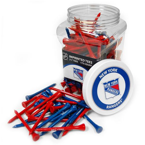 Team Golf New York Rangers Tees 175-Pack