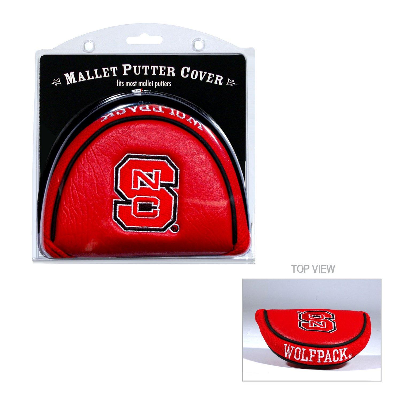 Team Golf North Carolina State University Mallet Putter