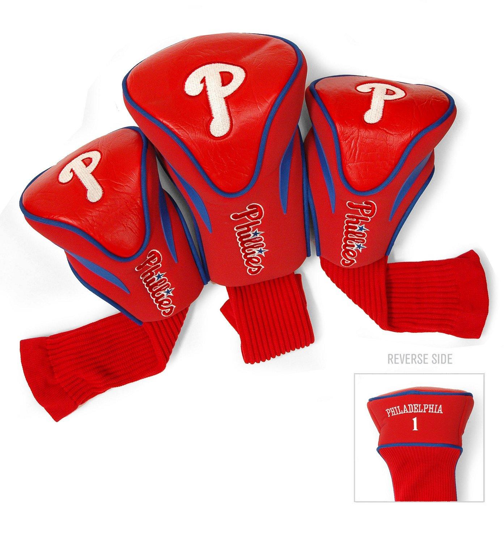 Team Golf Philadelphia Phillies Contour Sock Head Covers