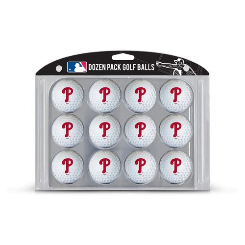 Team Golf Philadelphia Phillies Golf Balls 12-Pack - view number 1