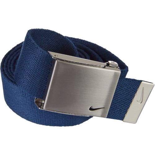 Display product reviews for Nike Men's Swoosh Single Web Belt