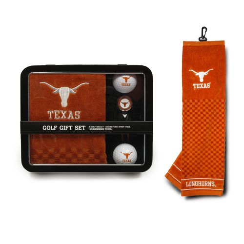 Team Golf University of Texas Gift Tin
