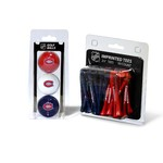 Team Golf Montreal Canadiens Golf Ball and Golf Tee Set - view number 1