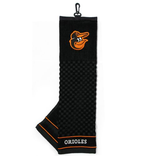 Team Golf Baltimore Orioles Embroidered Towel