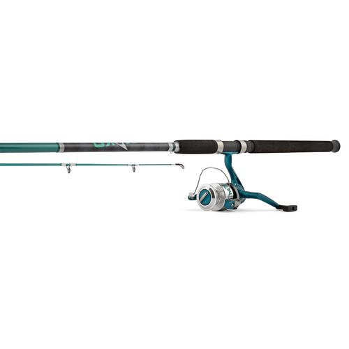 Hurricane mako 8 39 mh saltwater spinning rod and reel combo for Saltwater fishing rod and reel combos