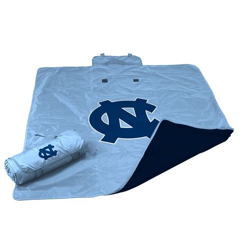 logo university of north carolina allweather blanket