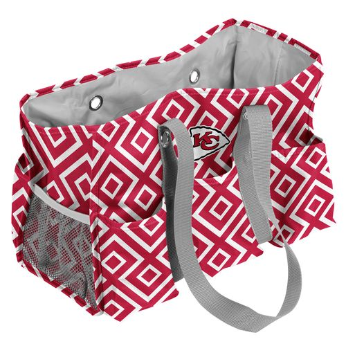 Logo™ Kansas City Chiefs DD Junior Caddy Tote