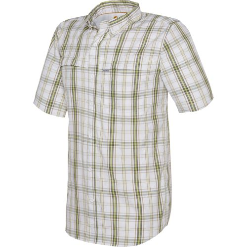 Carhartt Men's Force Mandan Button Down Short Sleeve Shirt