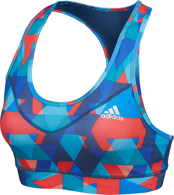 adidas™ Women's Boost Print techfit Sports Bra