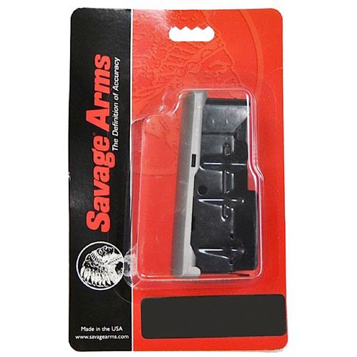 Savage 116/114 6.5-284 Norma Stainless-Steel 4-Round Replacement Magazine
