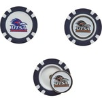 Team Golf University of Texas at San Antonio Poker Chip and Golf Ball Marker Set - view number 1