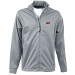Antigua Men's San Francisco 49ers Golf Jacket - view number 1
