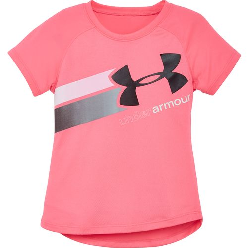 Under Armour Kids 39 Fly By Logo T Shirt Academy