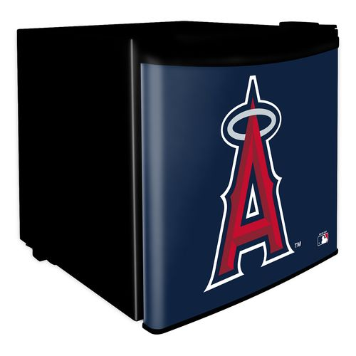 Boelter Brands Los Angeles Angels 1.7 cu. ft. Dorm Room Refrigerator